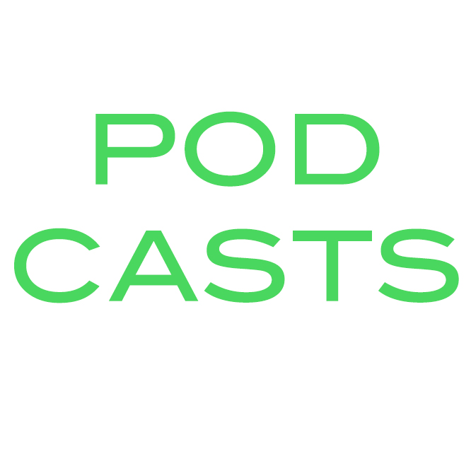 Podcasts - zwischen den Interessen